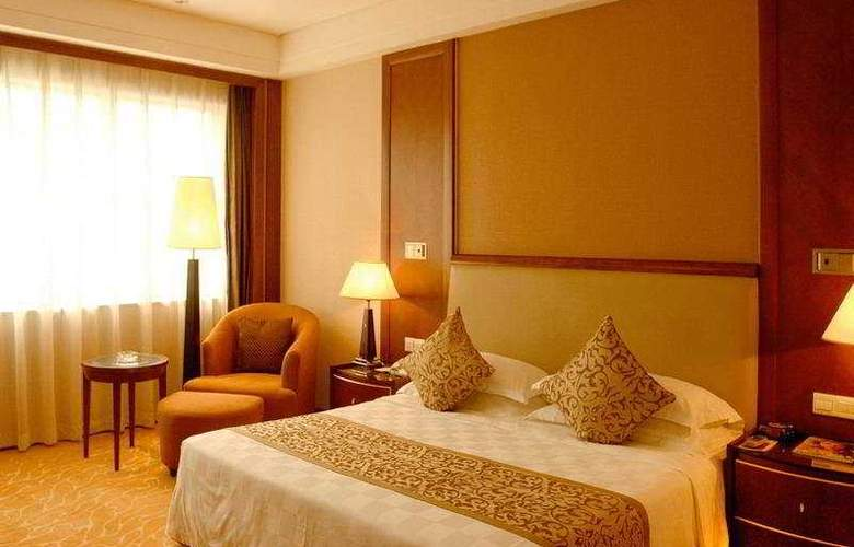 Zhejiang International Hangzhou - Room - 3