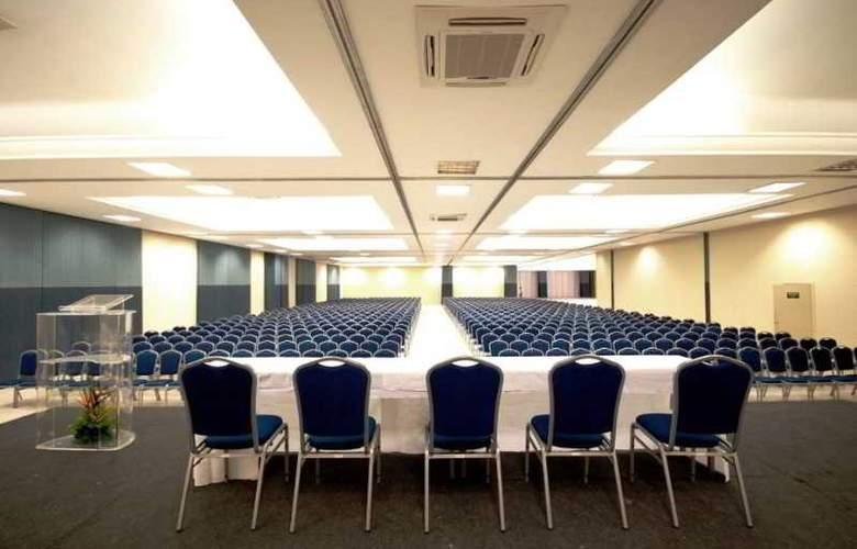 Nauticomar All Inclusive Hotel & Beach Club - Conference - 12