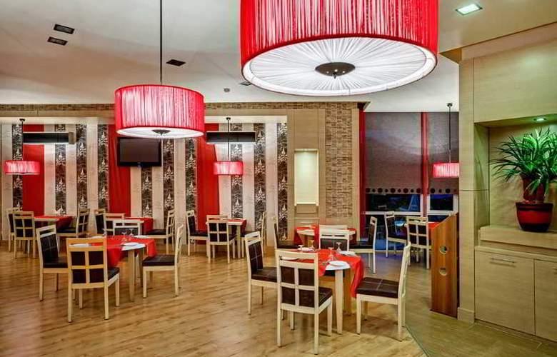 Jeans Club Hotels Kaplan - Restaurant - 9