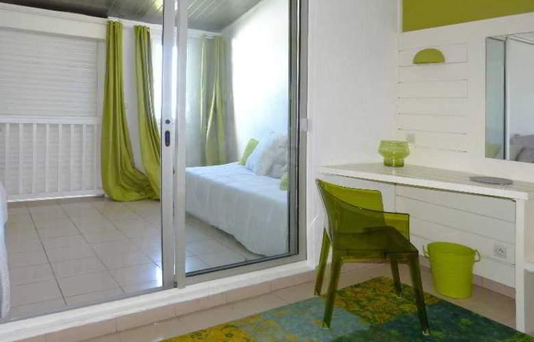 L´ Hotel les Aigrettes - Room - 5