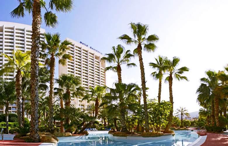 Meliá Benidorm - Hotel - 0