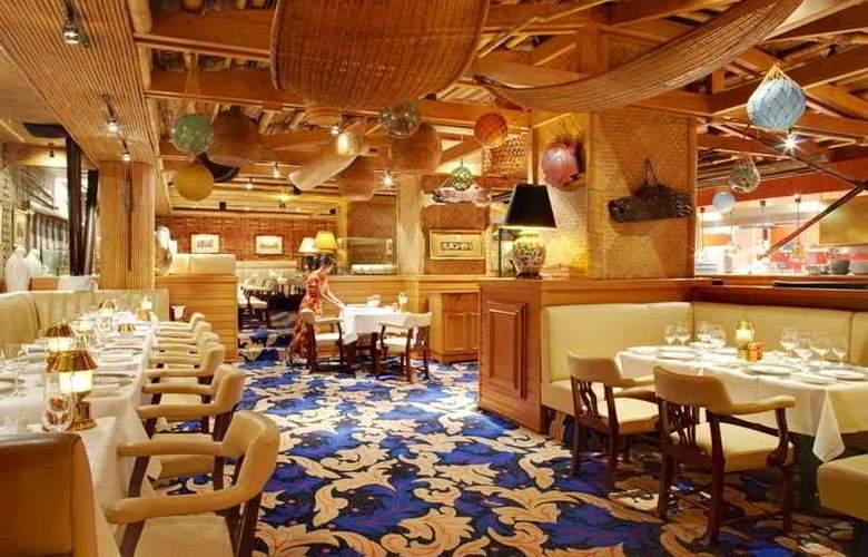 Radisson Blu Hamburg - Restaurant - 8