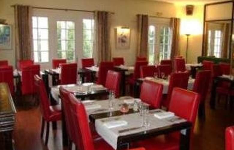 Interhotel le Cottage d'Amphitryon - Restaurant - 0