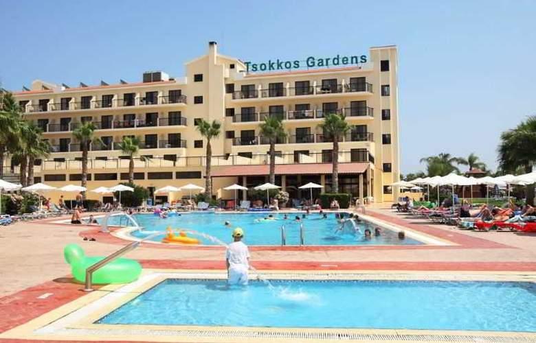 Tsokkos Gardens Apt. - Hotel - 2