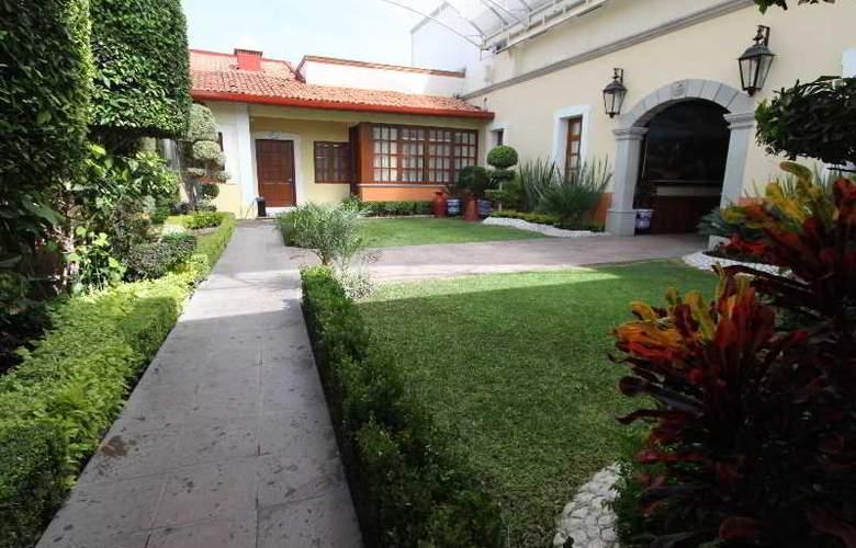 Hotel dos Patios - Terrace - 11