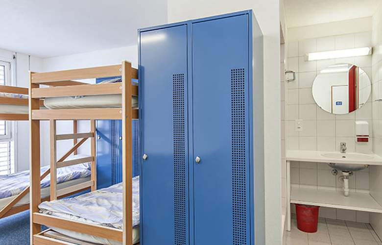 All in One Inn Lodge Hotel & Hostel - Room - 16
