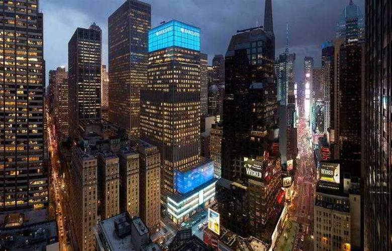 Novotel New York Times Square - Hotel - 9