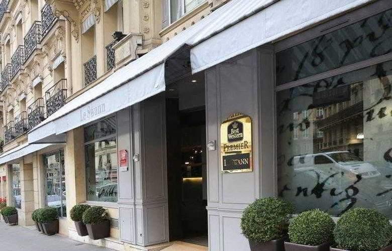Best Western Hôtel Littéraire Premier Le Swann - Hotel - 51