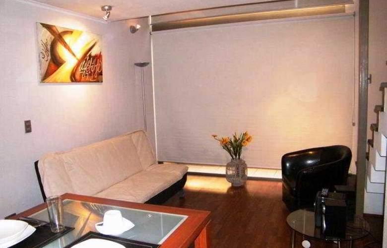 Santiago Suite Apartment - Room - 4