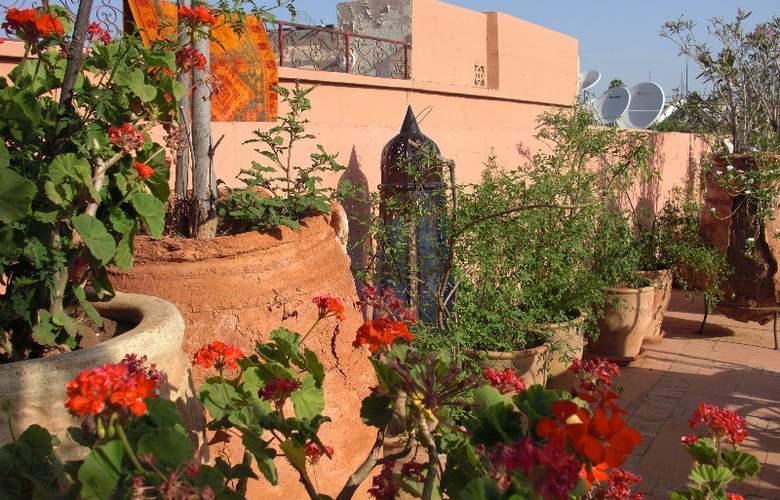 Riad Africa - Terrace - 12