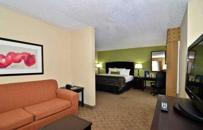 Best Western Plus Addison Galleria Hotel - Hotel - 19