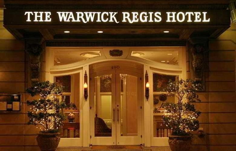 Warwick San Francisco - Hotel - 0