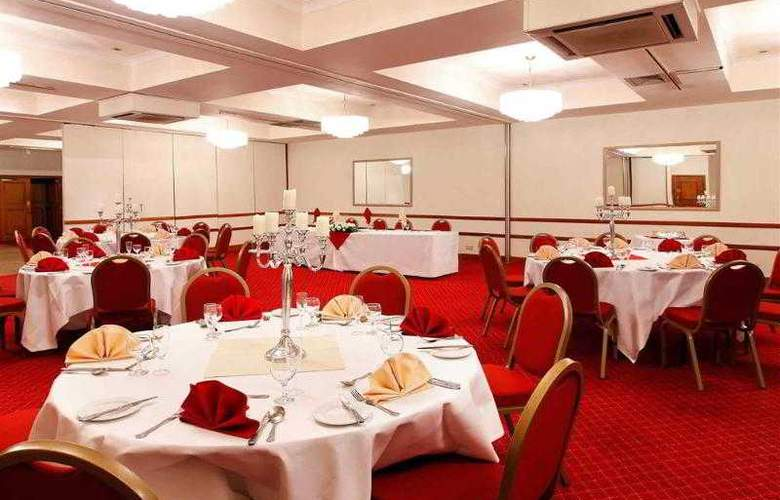 Mercure Chester North Woodhey House Hotel - Hotel - 12