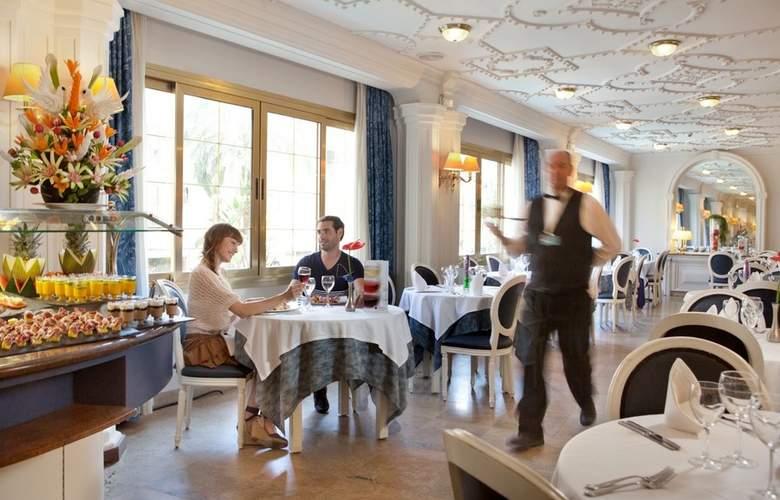H TOP Amaika - Restaurant - 4