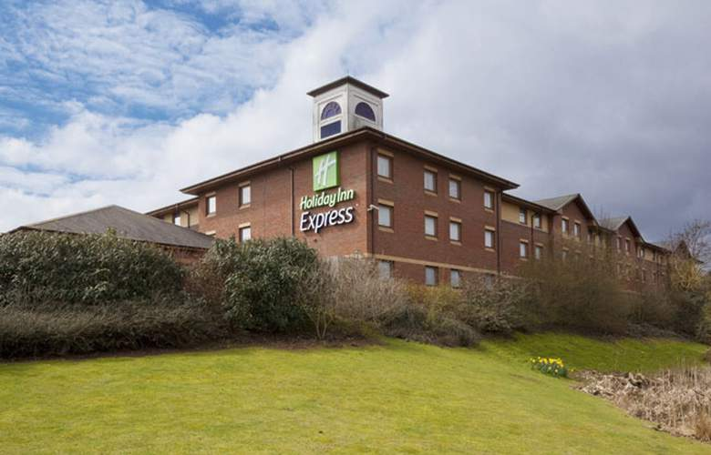Holiday Inn Express Exeter - Hotel - 0