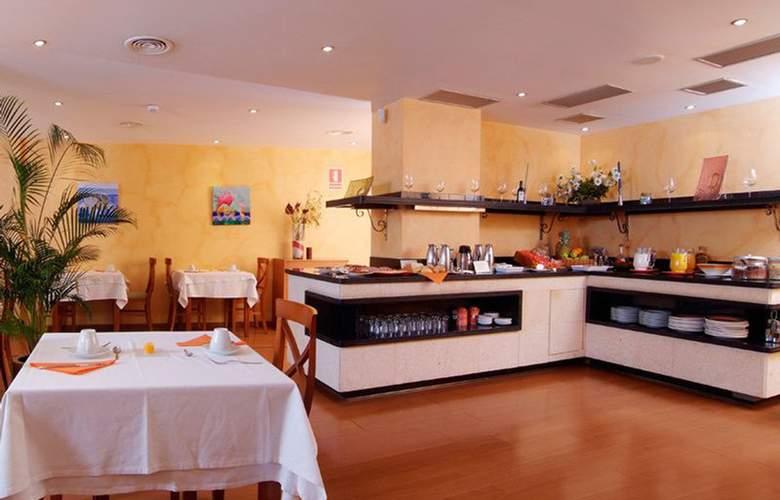 Sercotel Zurbarán - Restaurant - 3