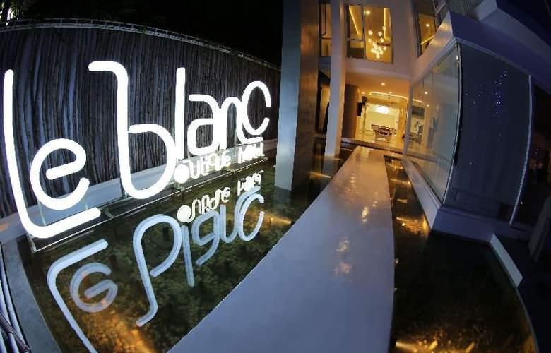 Le Blanc Boutique Hotel - Hotel - 12