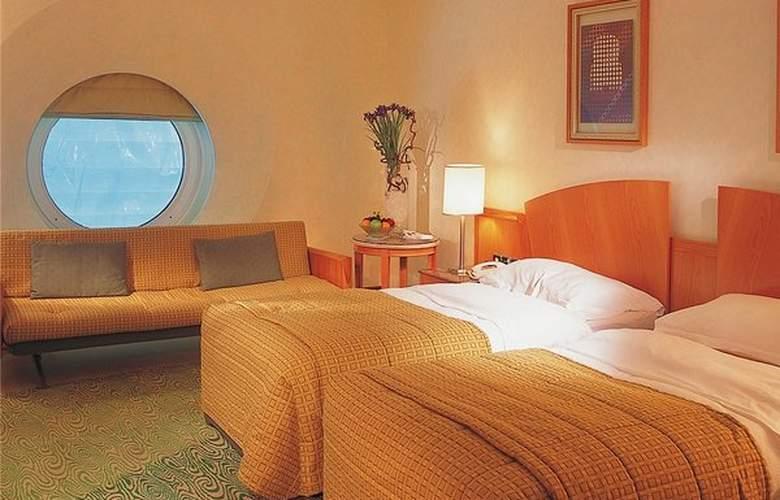 Dubai International Airpot - Terminal hotel - Room - 9