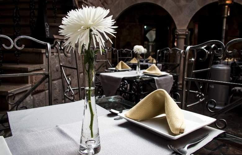 San Francisco Plaza Hotel - Restaurant - 13