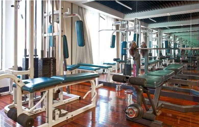 Narada Boutique Hotels Shanghai Hongkou - Sport - 11