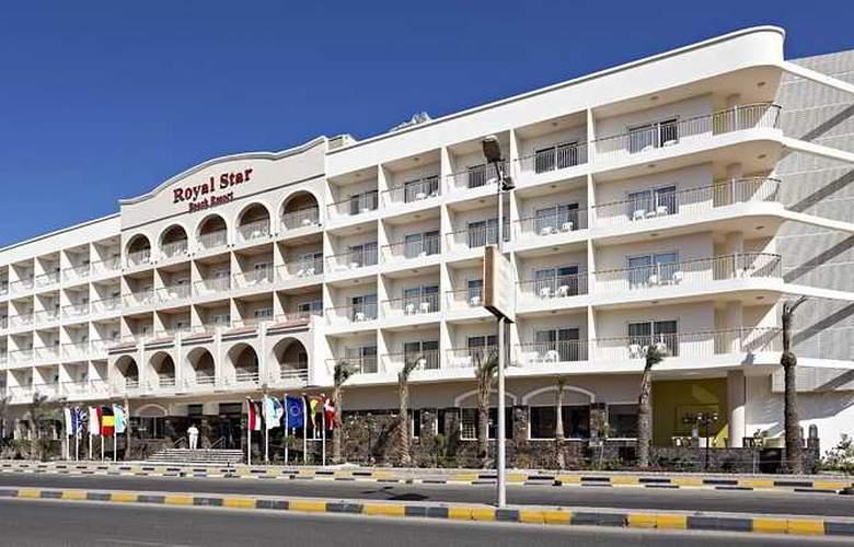The Three Corners Royal Star Beach Resort - Hotel - 9