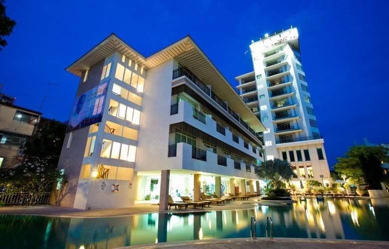 Pattaya Discovery Beach Hotel - Hotel - 9