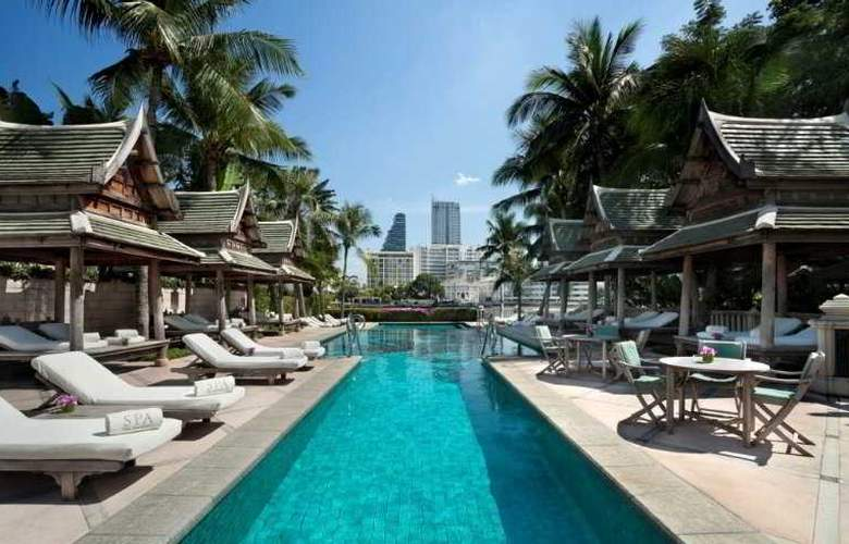 The Peninsula Bangkok - Pool - 2