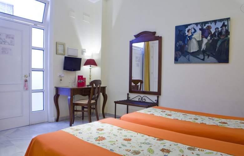 Las Cortes de Cadiz - Room - 10