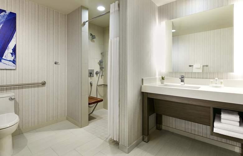 Hilton Garden Inn San Diego Downtown/Bayside - Room - 14