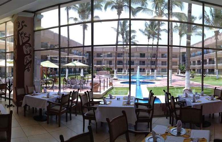 Best Western Nekie Tepic - Restaurant - 55