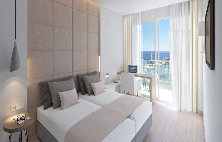 BQ Aguamarina Boutique - Room - 12