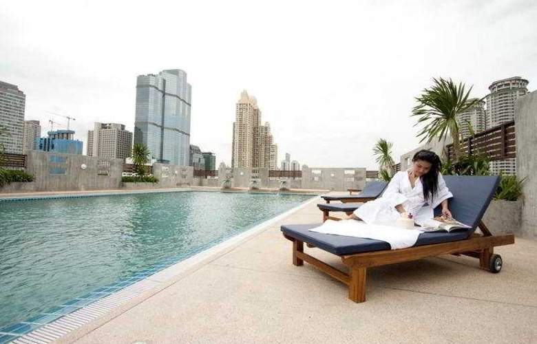 Sathorn Grace Hotel and Serviced Residence - Pool - 7