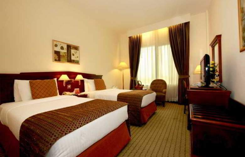 Howard Johnson Hotel Bur Dubai - Room - 4