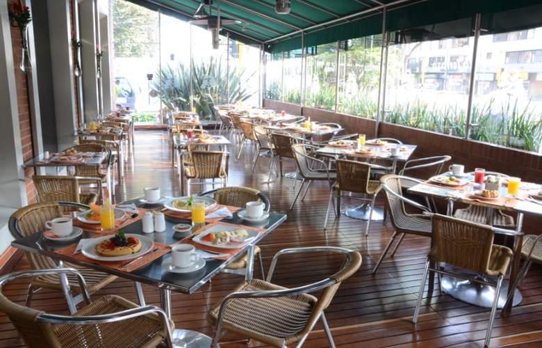 Parque 97 Suites - Restaurant - 5