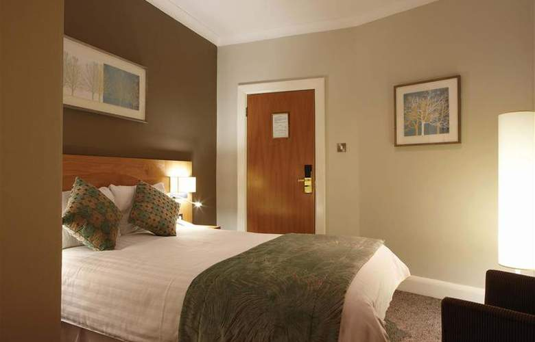 Best Western Linton Lodge Oxford - Room - 140