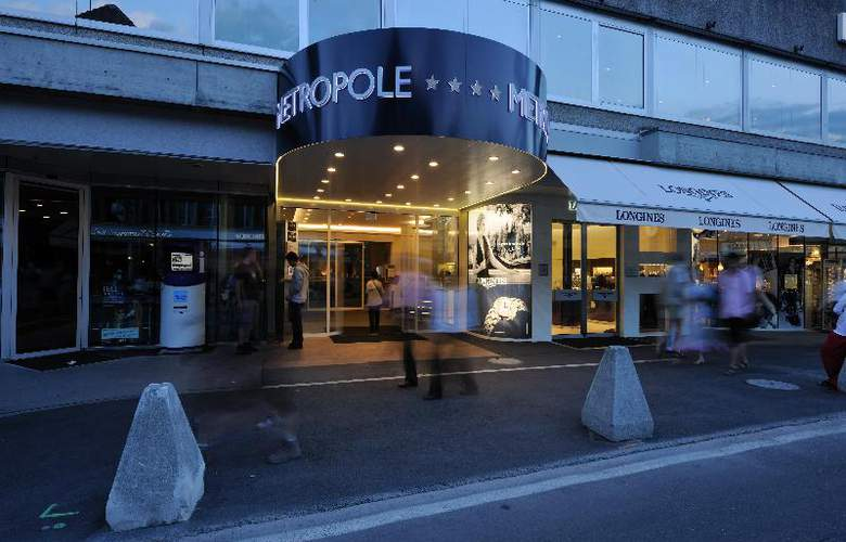 Metropole Interlaken - Hotel - 13