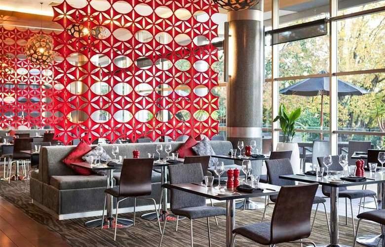Novotel Tainui Hamilton - Restaurant - 82