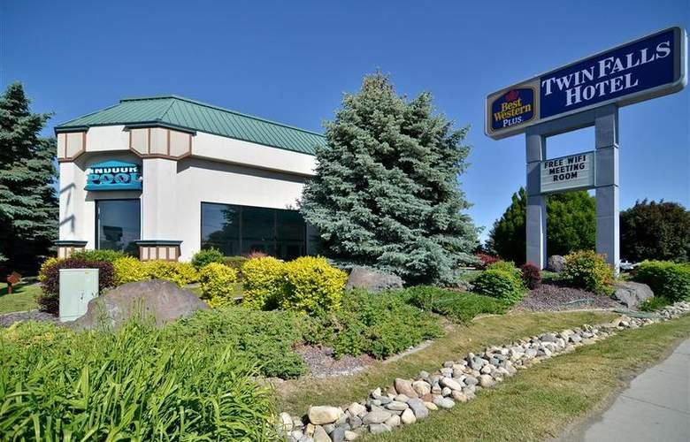 Best Western Plus Twin Falls Hotel - Hotel - 106