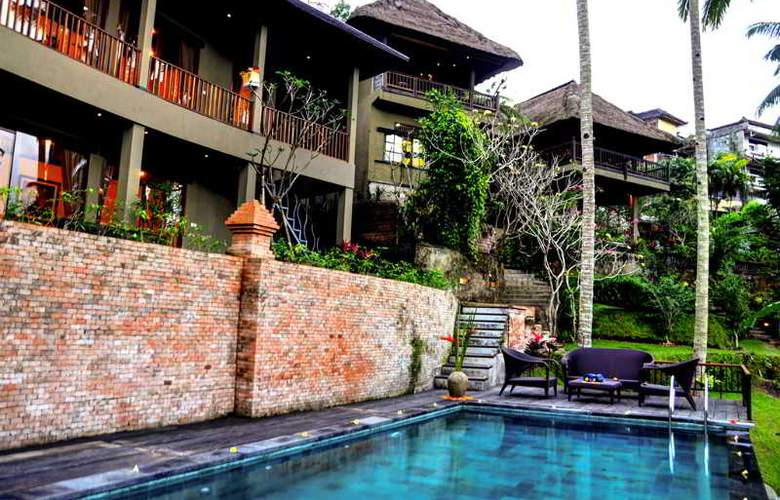 The Kampung Resort Ubud - Pool - 24