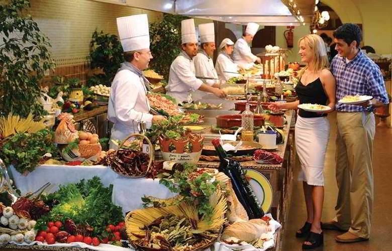 Complejo Hotelero Estival Park - Restaurant - 2