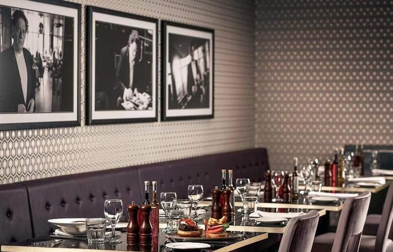 Ramada Jarvis Leicester - Restaurant - 34