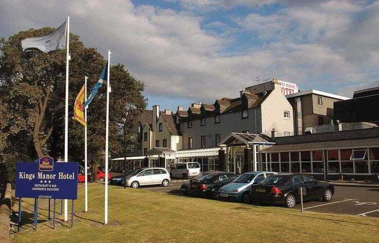 Best Western Kings Manor Hotel - Hotel - 52