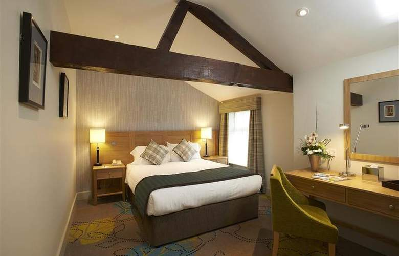 Best Western Cambridge Quy Mill Hotel - Room - 93