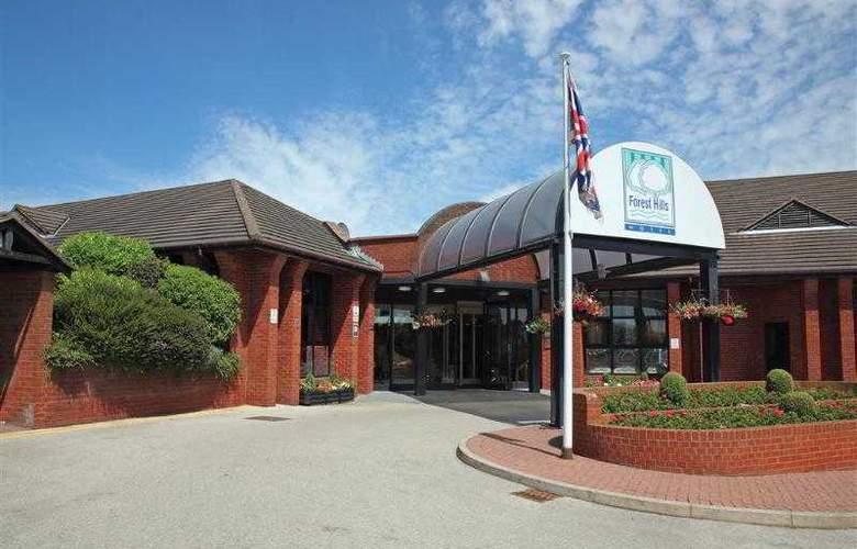 Best Western Forest Hills Hotel - Hotel - 294
