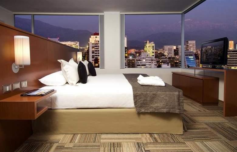 Best Western Premier Marina Las Condes - Room - 3