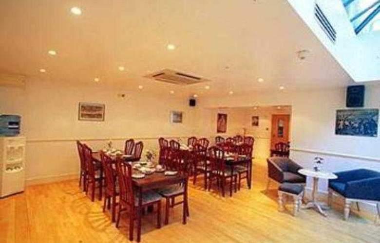 Abcone Hotel - Restaurant - 3