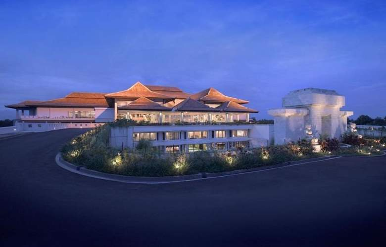 Sheraton Mustika Yogyakarta Resort and Spa - Hotel - 10