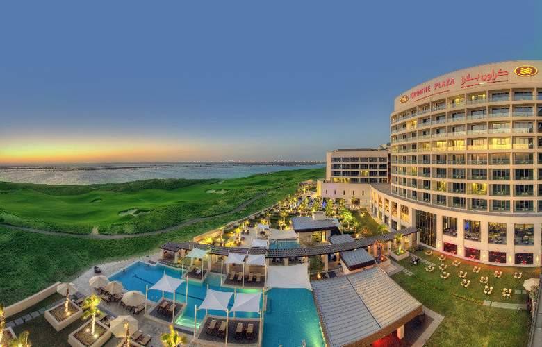 Crowne Plaza Abu Dhabi Yas Island - Hotel - 0