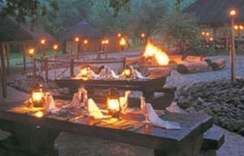 Bakubung Bush Lodge - Restaurant - 0