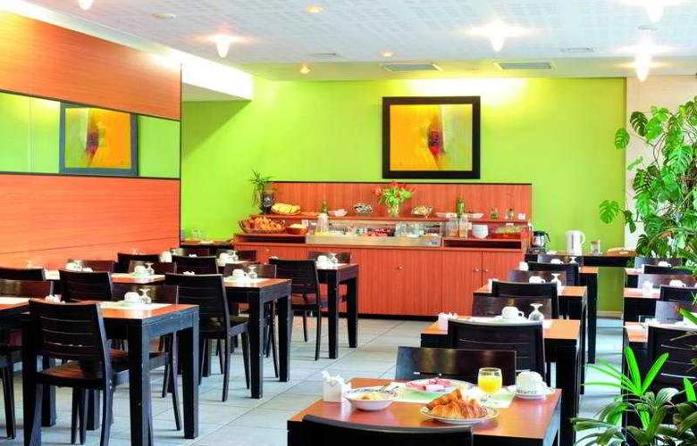 Park & Suites Elegance Grenoble - Restaurant - 9